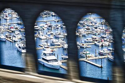 Photograph - Harbour Bridge by Tom Zachman Jr