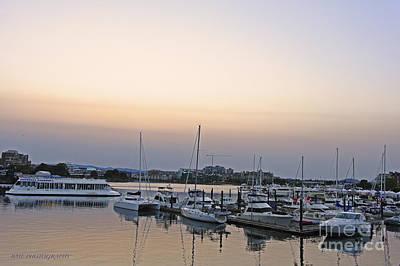 Photograph - Harbour by Edward Kovalsky