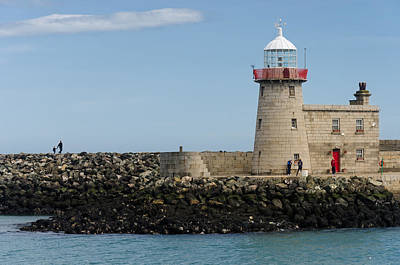 Photograph - Harbour Entrance by Paul Indigo