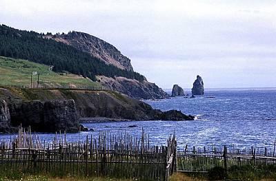 Photograph - Harbour Grace Newfoundland by George Cousins