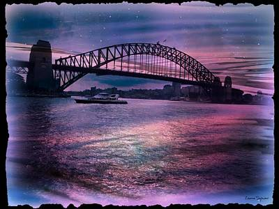 Photograph - Harbour Romance by Leanne Seymour