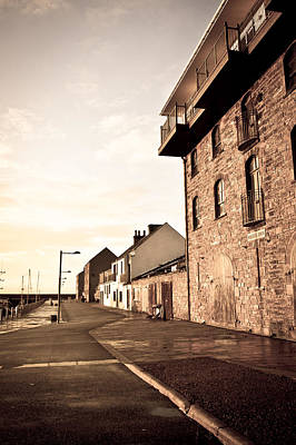 Firth Photograph - Harbour by Tom Gowanlock