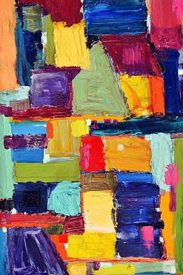 Painting - Hard Candy by Regina Valluzzi