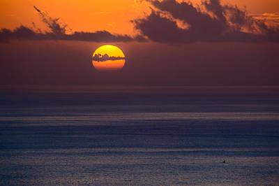 Photograph - Hard Sun by Matt Nordstrom