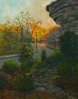 Harding Fall Art Print