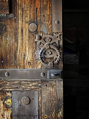 Photograph - Hardware by Lucinda Walter
