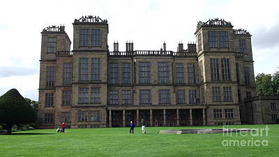 Photograph - Hardwick Hall by Tracey Williams