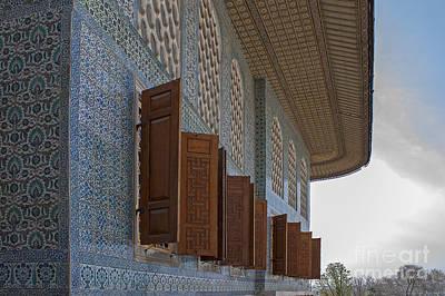 Turkey Photograph - Harem Apartments Topkapi Palace.  by Shishir Sathe
