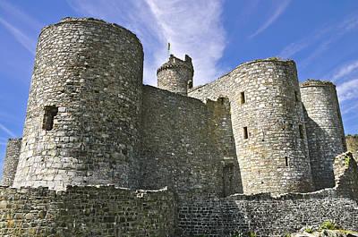 Photograph - Harlech Castle Wales by Jane McIlroy
