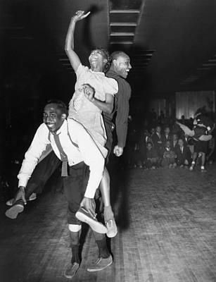 Hop Photograph - Harlem: Dancers, 1941 by Granger