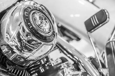 Photograph - Harley Davidson 96 Cubic by John McGraw