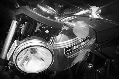 Photograph - Harley Davidson by Kelly Hazel