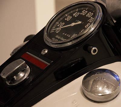 Photograph - Harley - Davidson by Michael Friedman