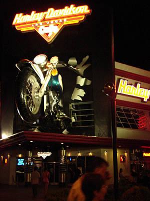 Photograph - Harley Davidson by Mieczyslaw Rudek