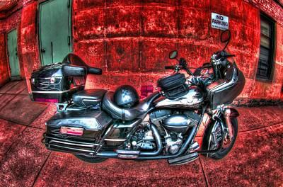 Harley Davidson Original by Mike  Deutsch