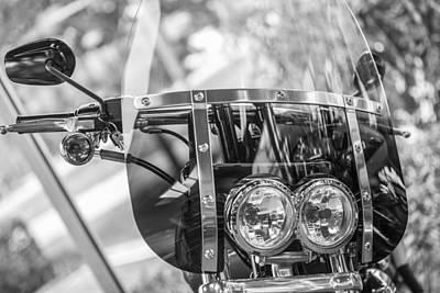 Photograph - Harley Shield  by John McGraw