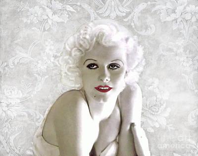 Maureen Digital Art - Harlow #12 by Maureen Tillman