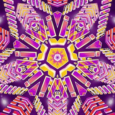 Digital Art - Harmonic Imagination by Derek Gedney