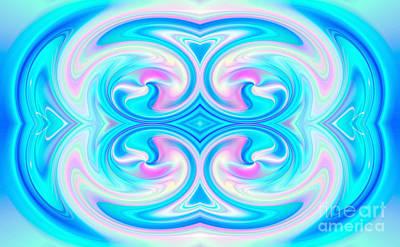 Digital Art - Harmonies 1 by Kristi Kruse