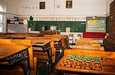 Photograph - Harmony Classroom by Edward Peterson