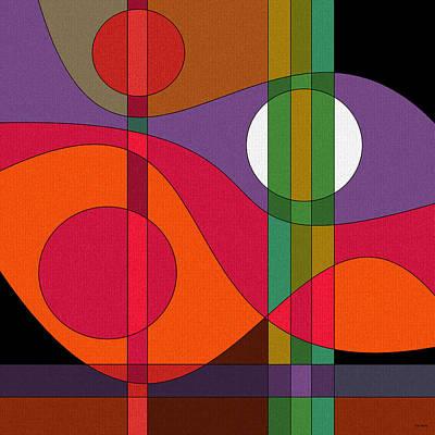 Digital Art - Harmony II by Val Arie