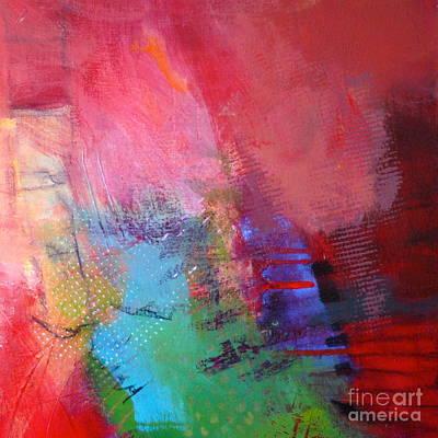 Streetlight Mixed Media - Harmony by Lisa Schafer