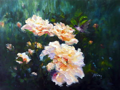Marie Green Painting - Harmony by Marie Green