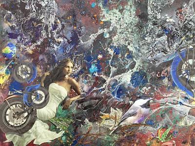 Harmony Original by Megan Henrich