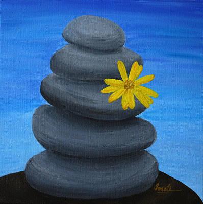 Painting - Harmony by Sonali Kukreja