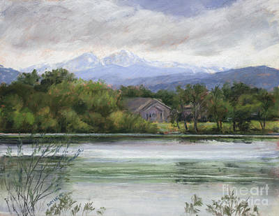 Colorado Painting - Harmony by Susan Driver
