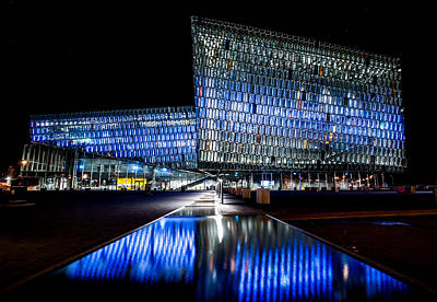 Harpa Concert Hall Original