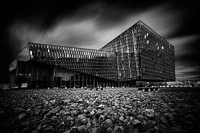 Photograph - Harpa by Ian Good