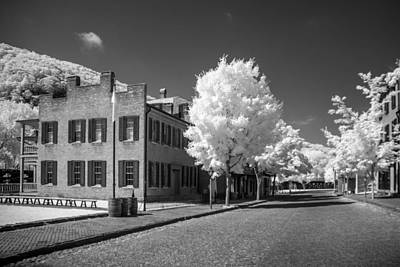 Photograph - Harper's Ferry In Ir 0212 by Guy Whiteley