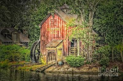 Harpers Mill Original by Arnie Goldstein