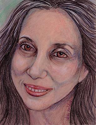 Harriet Kaplan Black By Robin Holder Original