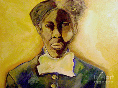 Painting - Harriet  by Sidney Holmes