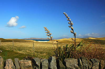 Harris Outer Hebrides Art Print by The Creative Minds Art and Photography