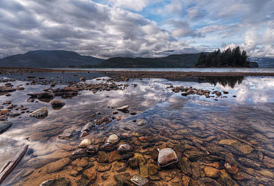 Harrison Hot Springs Wall Art - Photograph - Harrison Lake From Sasquatch Provincial Park by James Wheeler