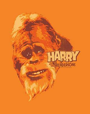 Halloween Digital Art - Harry And The Hendersons - Big Guy by Brand A
