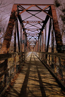 Photograph - Harry Easterling Bridge Peak Sc by Lisa Wooten