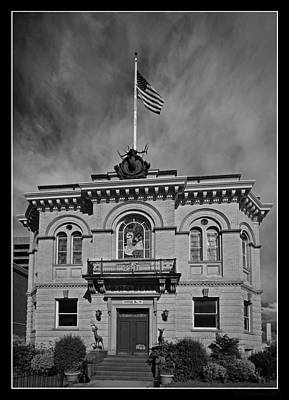 Photograph - Hartford Elks Lodge by Phil Cardamone
