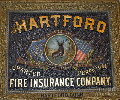 Photograph - Hartford Fire Insurance Company by Pamela Walrath