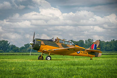 Photograph - Harvard 4   7d03797 by Guy Whiteley