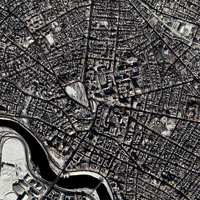 Harvard Wall Art - Photograph - Harvard University by Geoeye/science Photo Library