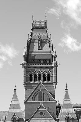 Special Occasion Photograph - Memorial Hall At Harvard University by University Icons