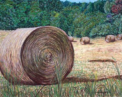 Painting - Harvest 1 by Brenda Stevens Fanning