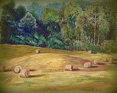 Painting - Harvest 2 by Brenda Stevens Fanning
