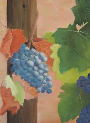 Pastel - Harvest Time by Carol Corliss