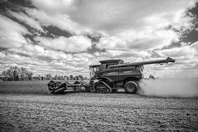 Photograph - Harvest Time by Dale Kincaid