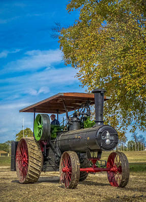 Keck Photograph - Harvest Time by F Leblanc